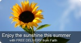 Faith in Nature – free delivery in June