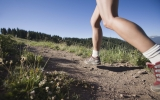 Run Forest Run!! (or maybe a little light wajogginginstead?)