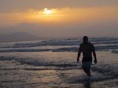 Sunset on Famara